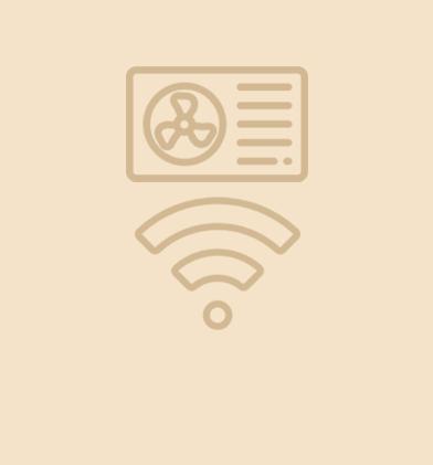 Aria condizionata e<br>WiFi gratuito